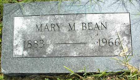 BEAN, MARY M. - Nowata County, Oklahoma   MARY M. BEAN - Oklahoma Gravestone Photos