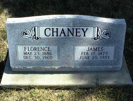 CHANEY, FLORENCE - Nowata County, Oklahoma | FLORENCE CHANEY - Oklahoma Gravestone Photos