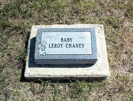 CHANEY, LEROY - Nowata County, Oklahoma | LEROY CHANEY - Oklahoma Gravestone Photos