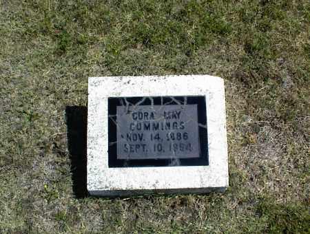 CUMMINGS, CORA MAY - Nowata County, Oklahoma   CORA MAY CUMMINGS - Oklahoma Gravestone Photos