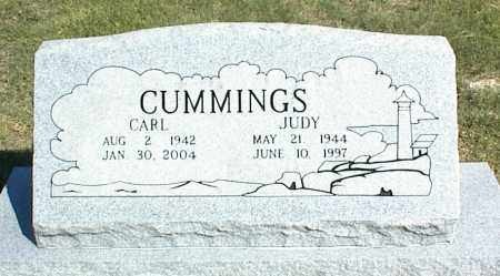 CUMMINGS, CARL - Nowata County, Oklahoma | CARL CUMMINGS - Oklahoma Gravestone Photos