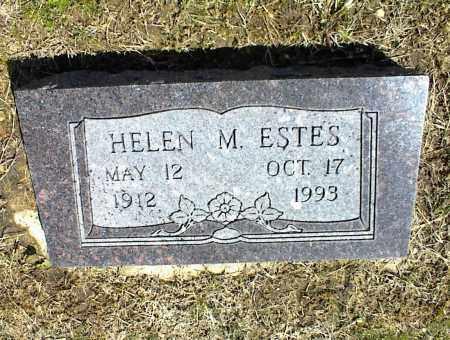 ESTES, HELEN M. - Nowata County, Oklahoma | HELEN M. ESTES - Oklahoma Gravestone Photos