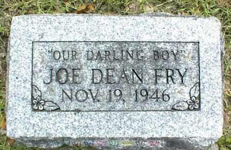 FRY, JOE DEAN - Nowata County, Oklahoma | JOE DEAN FRY - Oklahoma Gravestone Photos