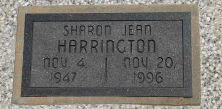 HARRINGTON, SHARON JEAN - Nowata County, Oklahoma | SHARON JEAN HARRINGTON - Oklahoma Gravestone Photos