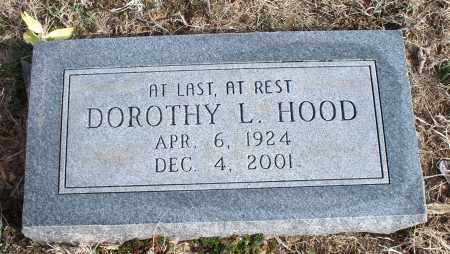 HOOD, DOROTHY L. - Nowata County, Oklahoma | DOROTHY L. HOOD - Oklahoma Gravestone Photos