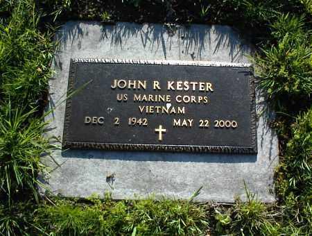 KESTER (VETERAN VIET), JOHN R. - Nowata County, Oklahoma   JOHN R. KESTER (VETERAN VIET) - Oklahoma Gravestone Photos