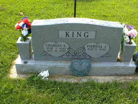 KING, CHARLES E. - Nowata County, Oklahoma | CHARLES E. KING - Oklahoma Gravestone Photos