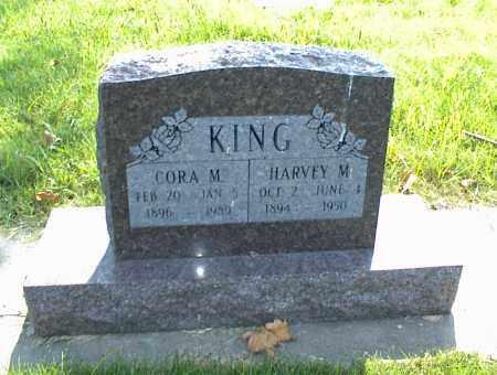 KING, HARVEY M. - Nowata County, Oklahoma | HARVEY M. KING - Oklahoma Gravestone Photos