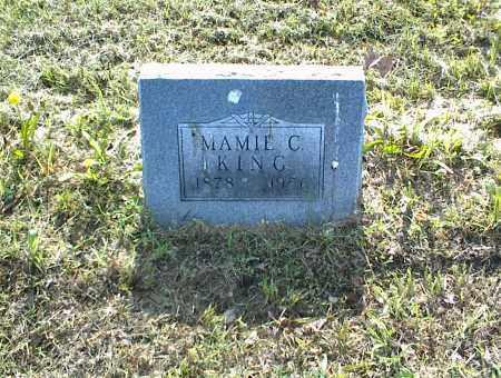 KING, MAMIE C. - Nowata County, Oklahoma | MAMIE C. KING - Oklahoma Gravestone Photos