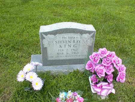 KING, STEVEN RAY - Nowata County, Oklahoma | STEVEN RAY KING - Oklahoma Gravestone Photos