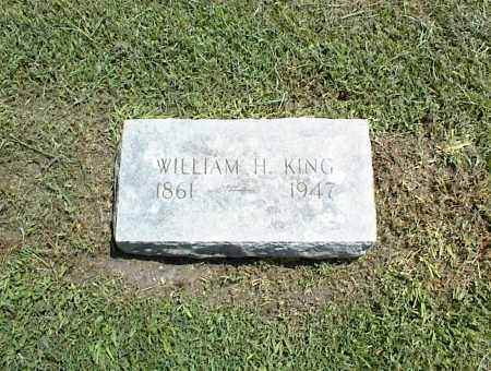 KING, WILLIAM H. - Nowata County, Oklahoma | WILLIAM H. KING - Oklahoma Gravestone Photos
