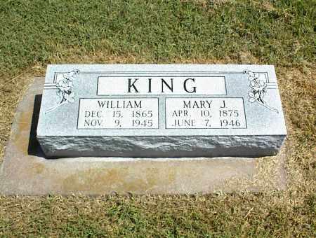 KING, WILLIAM - Nowata County, Oklahoma | WILLIAM KING - Oklahoma Gravestone Photos