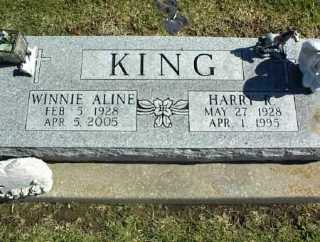KING, HARRY R. - Nowata County, Oklahoma   HARRY R. KING - Oklahoma Gravestone Photos