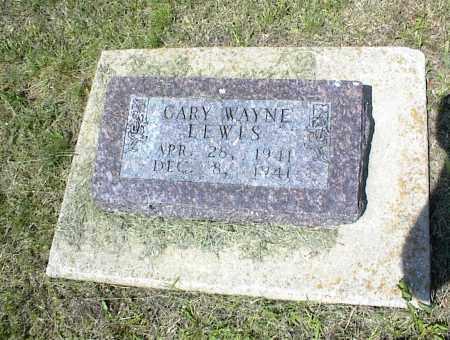 LEWIS, GARY WAYNE - Nowata County, Oklahoma   GARY WAYNE LEWIS - Oklahoma Gravestone Photos
