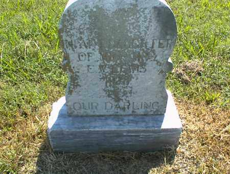 LEWIS, INFANT DAUGHTER - Nowata County, Oklahoma | INFANT DAUGHTER LEWIS - Oklahoma Gravestone Photos