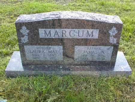 MARCUM, LAURA MAE - Nowata County, Oklahoma | LAURA MAE MARCUM - Oklahoma Gravestone Photos