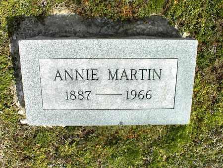 MARTIN, ANNIE - Nowata County, Oklahoma | ANNIE MARTIN - Oklahoma Gravestone Photos