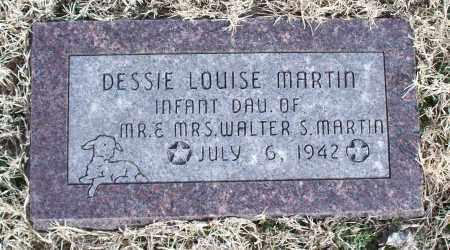 MARTIN, DESSIE LOUISE - Nowata County, Oklahoma | DESSIE LOUISE MARTIN - Oklahoma Gravestone Photos