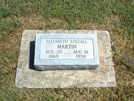 MARTIN, ELIZABETH - Nowata County, Oklahoma | ELIZABETH MARTIN - Oklahoma Gravestone Photos