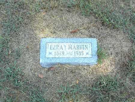 MARTIN, EZRA - Nowata County, Oklahoma   EZRA MARTIN - Oklahoma Gravestone Photos