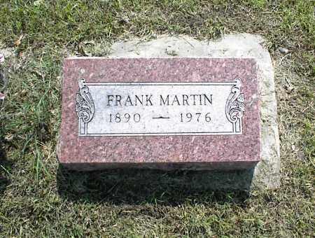 MARTIN, FRANK - Nowata County, Oklahoma | FRANK MARTIN - Oklahoma Gravestone Photos