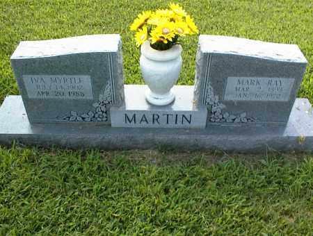 MARTIN, MARK RAY - Nowata County, Oklahoma | MARK RAY MARTIN - Oklahoma Gravestone Photos