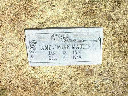 MARTIN, JAMES - Nowata County, Oklahoma | JAMES MARTIN - Oklahoma Gravestone Photos