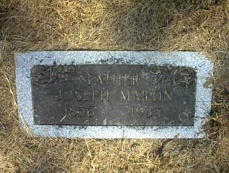 MARTIN, JOSEPH - Nowata County, Oklahoma | JOSEPH MARTIN - Oklahoma Gravestone Photos