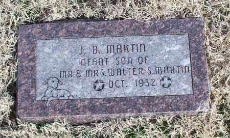 MARTIN, J. B. - Nowata County, Oklahoma | J. B. MARTIN - Oklahoma Gravestone Photos