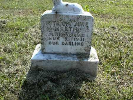 MARTIN, PATRICIA JUNE - Nowata County, Oklahoma | PATRICIA JUNE MARTIN - Oklahoma Gravestone Photos