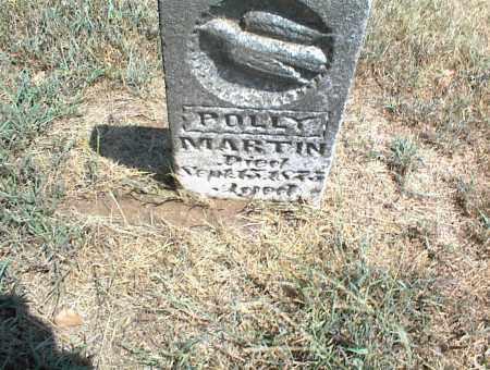 MARTIN, POLLY - Nowata County, Oklahoma   POLLY MARTIN - Oklahoma Gravestone Photos