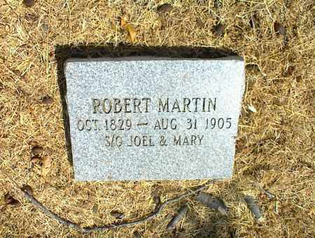 MARTIN, ROBERT - Nowata County, Oklahoma | ROBERT MARTIN - Oklahoma Gravestone Photos