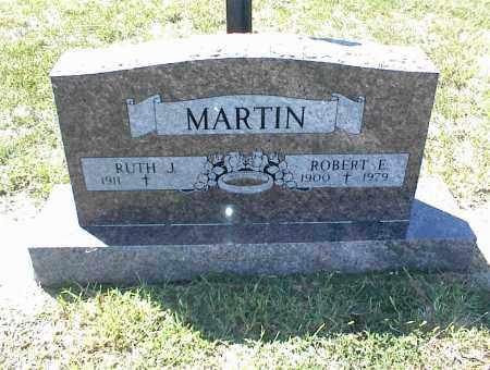 MARTIN, ROBERT E. - Nowata County, Oklahoma | ROBERT E. MARTIN - Oklahoma Gravestone Photos