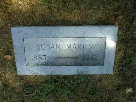MARTIN, SUSAN - Nowata County, Oklahoma | SUSAN MARTIN - Oklahoma Gravestone Photos