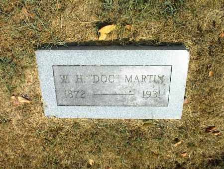 MARTIN, W. H. - Nowata County, Oklahoma | W. H. MARTIN - Oklahoma Gravestone Photos