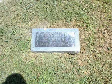 MCCLURE, KENNETH H. - Nowata County, Oklahoma   KENNETH H. MCCLURE - Oklahoma Gravestone Photos