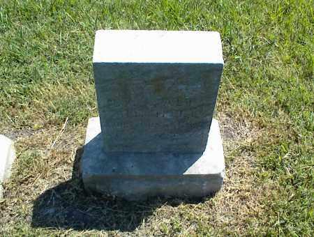 MITCHELL, CHILD TWO - Nowata County, Oklahoma   CHILD TWO MITCHELL - Oklahoma Gravestone Photos