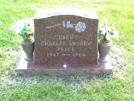 PRICE, CHARLES ANDREW - Nowata County, Oklahoma | CHARLES ANDREW PRICE - Oklahoma Gravestone Photos