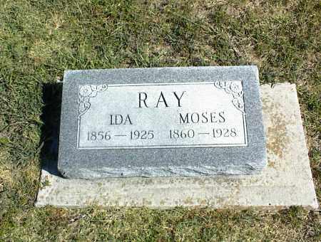 RAY, IDA - Nowata County, Oklahoma   IDA RAY - Oklahoma Gravestone Photos