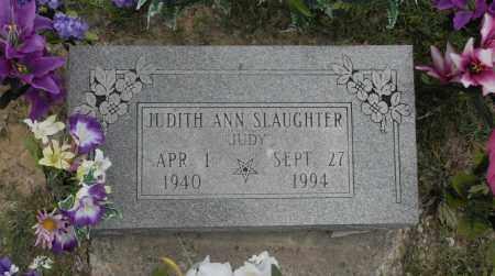 SLAUGHTER, JUDITH ANN - Nowata County, Oklahoma | JUDITH ANN SLAUGHTER - Oklahoma Gravestone Photos
