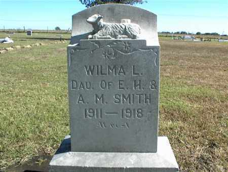 SMITH, WILMA L. - Nowata County, Oklahoma | WILMA L. SMITH - Oklahoma Gravestone Photos