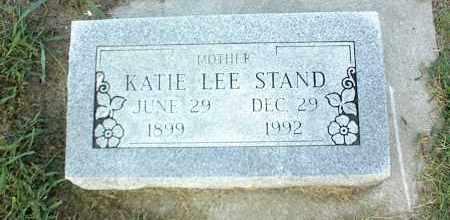 STAND, KATIE LEE - Nowata County, Oklahoma | KATIE LEE STAND - Oklahoma Gravestone Photos