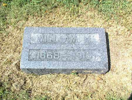 WALLACE, WILLIAM M. - Nowata County, Oklahoma | WILLIAM M. WALLACE - Oklahoma Gravestone Photos