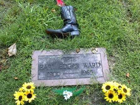 WARD, EARL EDGAR - Nowata County, Oklahoma | EARL EDGAR WARD - Oklahoma Gravestone Photos