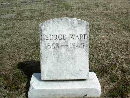 WARD, GEORGE - Nowata County, Oklahoma   GEORGE WARD - Oklahoma Gravestone Photos