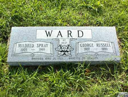 WARD, MILDRED - Nowata County, Oklahoma | MILDRED WARD - Oklahoma Gravestone Photos