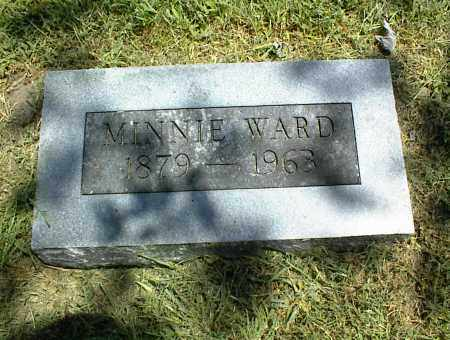 WARD, MINNIE - Nowata County, Oklahoma | MINNIE WARD - Oklahoma Gravestone Photos