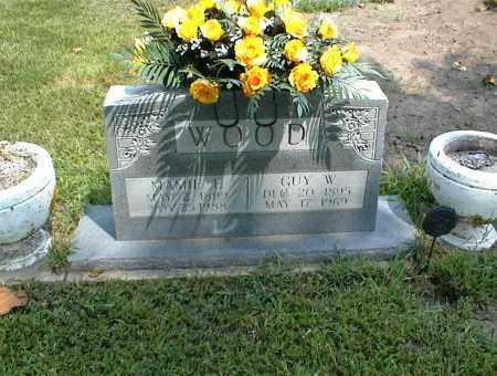 WOOD, GUY W. - Nowata County, Oklahoma | GUY W. WOOD - Oklahoma Gravestone Photos