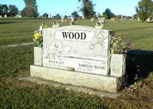 WOOD, ROGER LEE - Nowata County, Oklahoma | ROGER LEE WOOD - Oklahoma Gravestone Photos