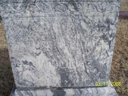 WOOD, UNKNOWN - Nowata County, Oklahoma   UNKNOWN WOOD - Oklahoma Gravestone Photos
